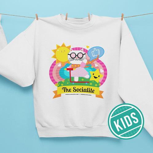 THE SOCIALITE Sweatshirt