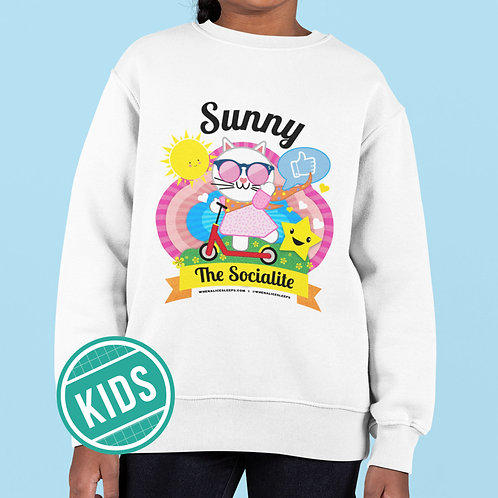 SUNNY the Socialite Sweatshirt