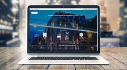 St Pancras Hotels Group branding Hotels Group online assets