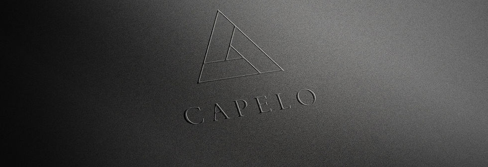 Capelo Design Ltd embossed logo