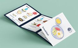 Illustrations for Recipes projects
