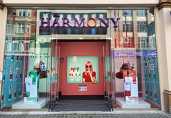 Harmony London brand new Oxford ST store