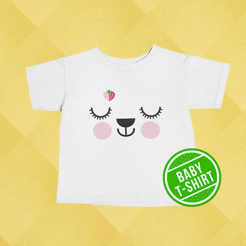 GOODNIGHT ALICE Baby T-shirt