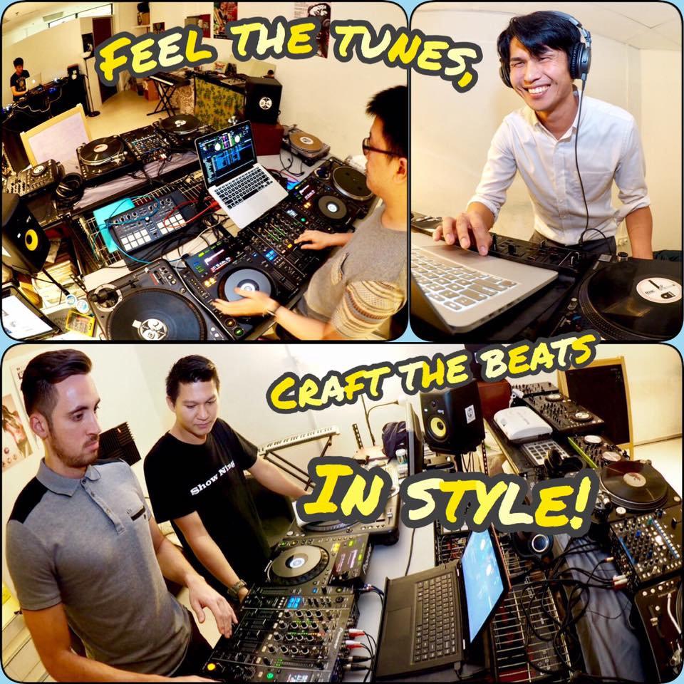 Middle School DJ Course (Intermediate level)