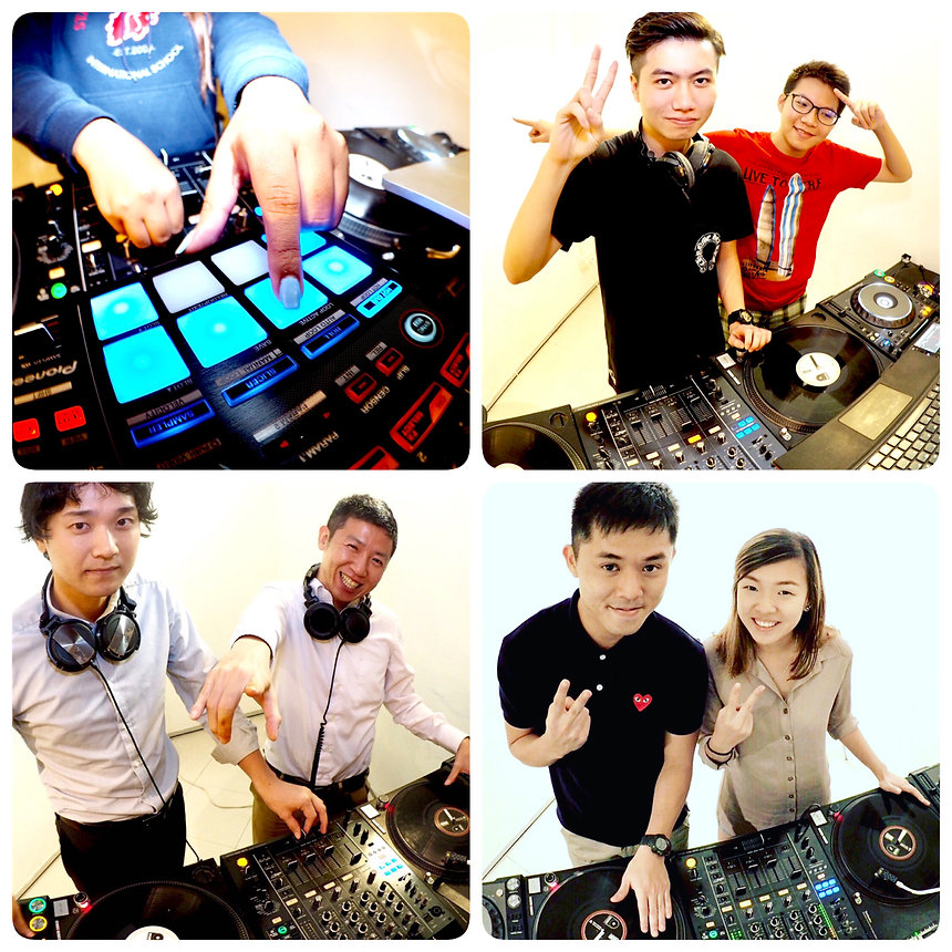dj lesson singapore, singapore dj school, singapore djs, dj classes singapore, dj courses singapore