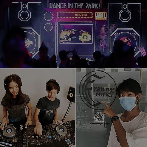 Holiday Camp, DJ, 2020, Singapore