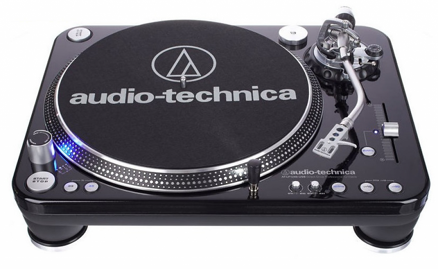 ATH-LP1240-USB Professioinal DJ Turntable