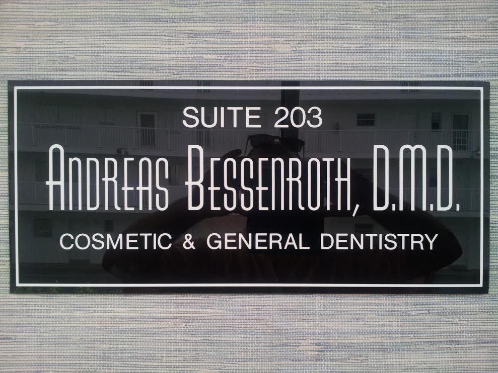 Suite Office Sign