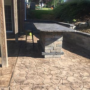Concrete Countertops & Furniture