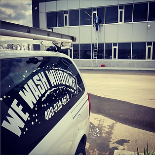 residential window cleaning calgary