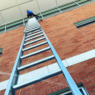 WE WASH WINDOWS | WINDOW CLEANING