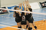Volleyball-Huddle