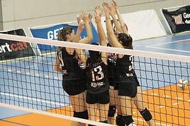 Voleibol Huddle