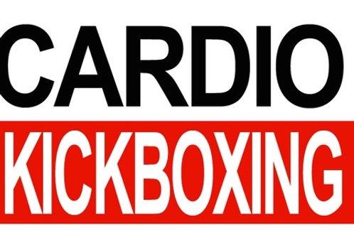 Cardio Kickboxing course