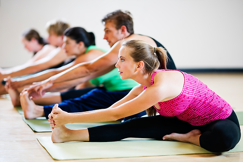 Stretch and Tone course 6 week