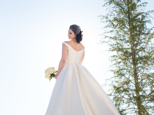 Modern Meets Vintage: Classic dress styles perfect for any style of wedding