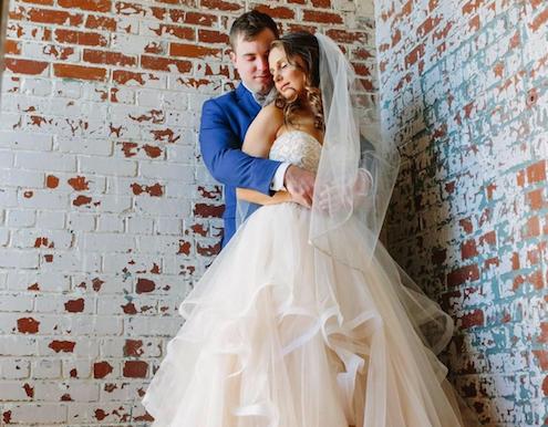 Real Bride Spotlight: Katie