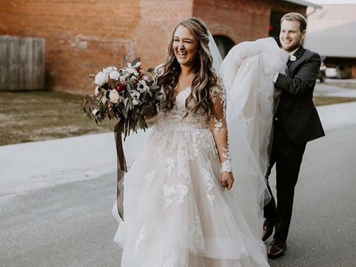 Our Favorite Bridal Inspo from this Month