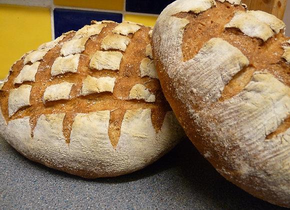 ~ Pain de Campagne ~ Rye Loaf