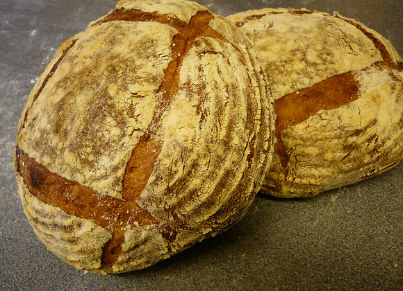 ~ Pain au Levain ~ Sourdough Country Bread