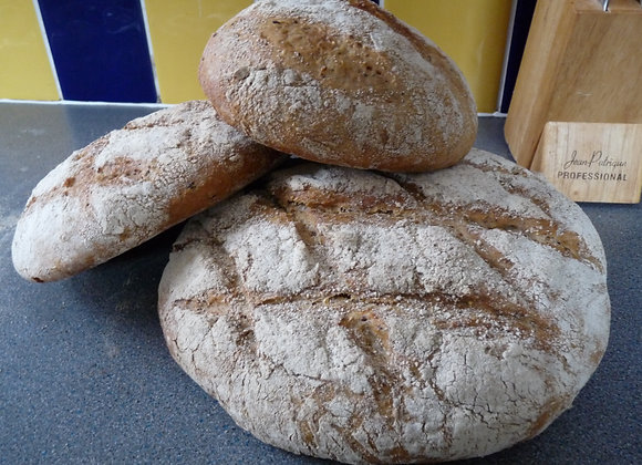 ~ Le Rustic ~ Seeded Loaf