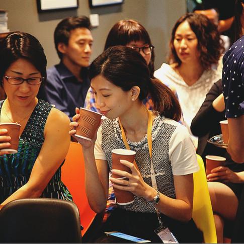 "WASABI Discovery vol.3: Hoshino Coffee  ""Japan's Coffee & afe Culture"""