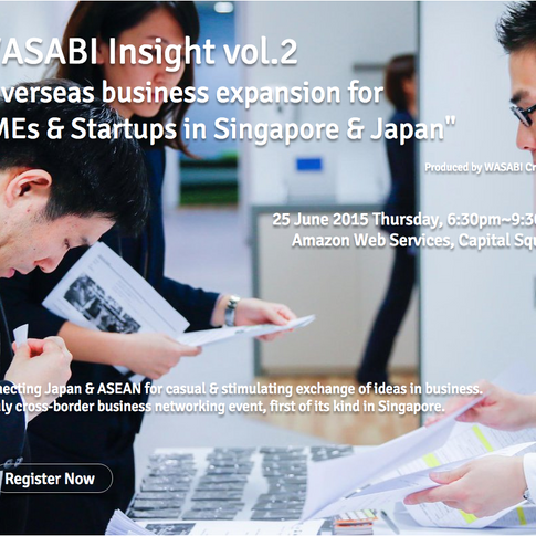 WASABI Insight vol.2~ Cloud Computing & Business in Asean