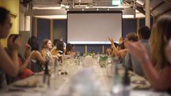 Food Tasting & Workshop Area