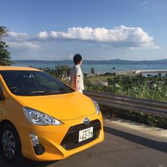 0. I booked my rental car at Tabirai: Japan Car Rental Portal