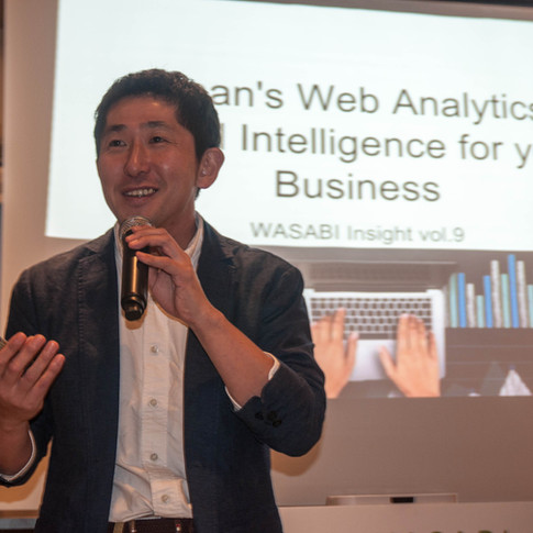 "WASABI Insight vol.9 ""Web Analytics, Digital Intelligence for your Business"""