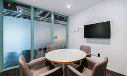 Private Rooms for Workshops