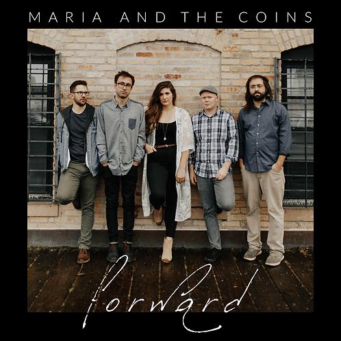 'Forward' Album (CD, unsigned)