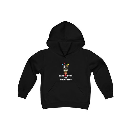 Dreaming of Countries - Youth Heavy Blend Hooded Sweatshirt