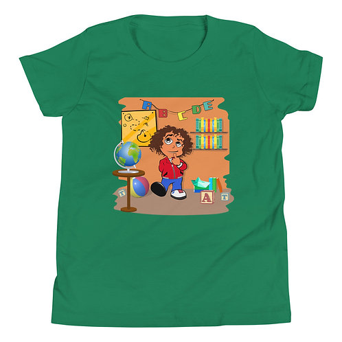 It's Scrizzie Youth Short Sleeve T-Shirt