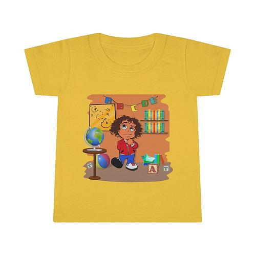 Scrizzie School Toddler T-shirt
