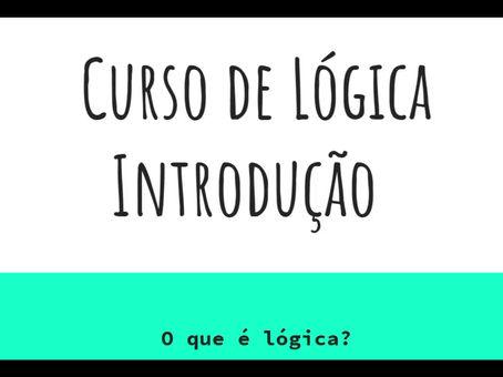 Organização do Curso de Lógica