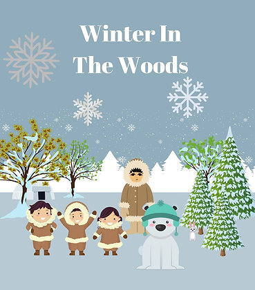 December Lesson Plan: Winter in the Woods