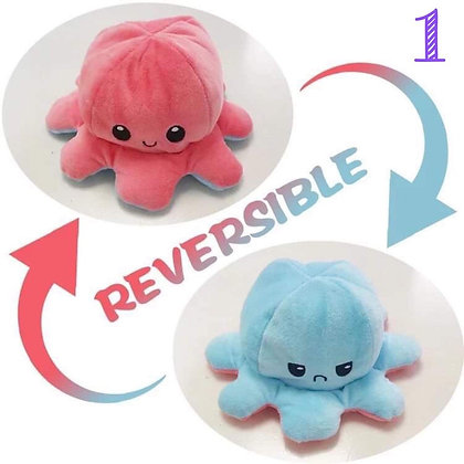 Emotion Plush Octopus