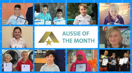 Congratulations to all our fantastic kids.