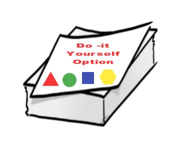 DIY Binder You Choose Pages (ages 2-6)