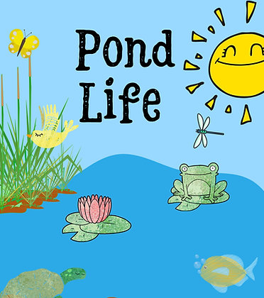 March Lesson Plan: Pond Life