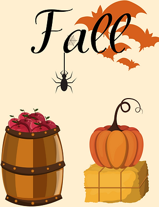 October Lesson Plan: Fall