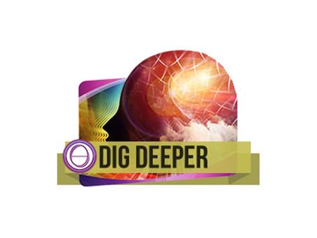 ThetaHealing Dig Deeper - Graben nach dem Grundglaubenssatz - Digging