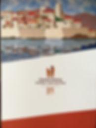 Programme Masterclass publique à Antibes