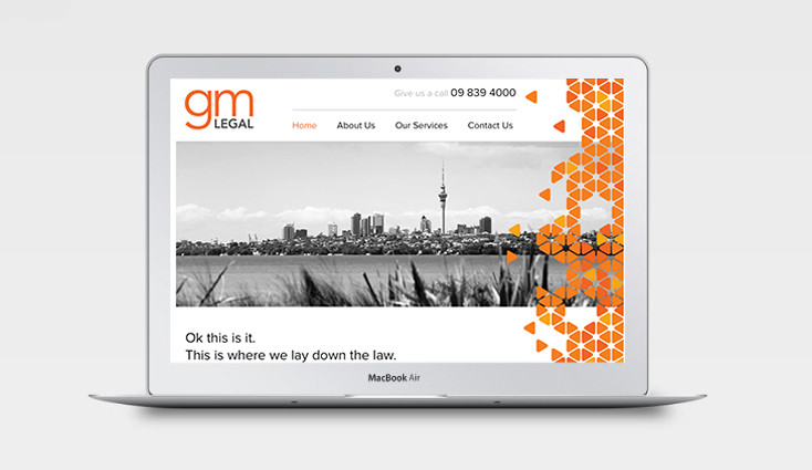 GM Legal: website