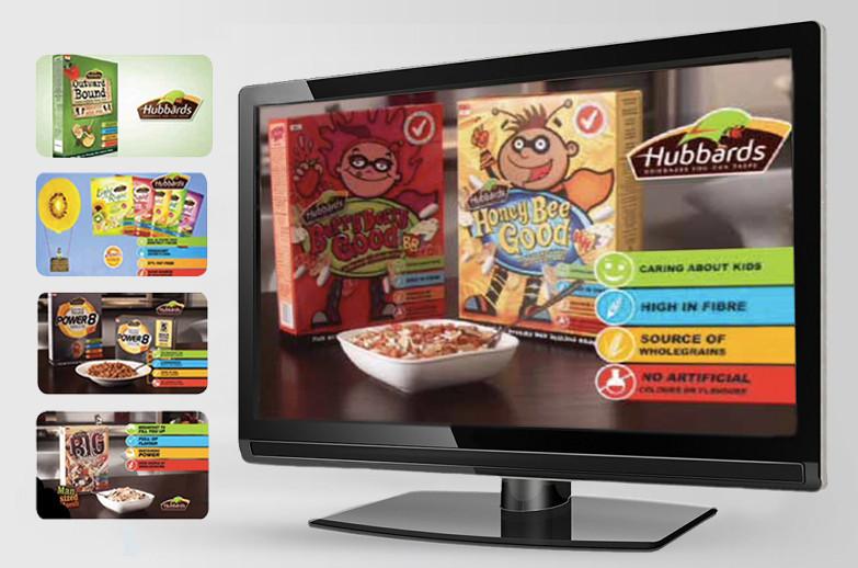 Hubbards: tv campaign