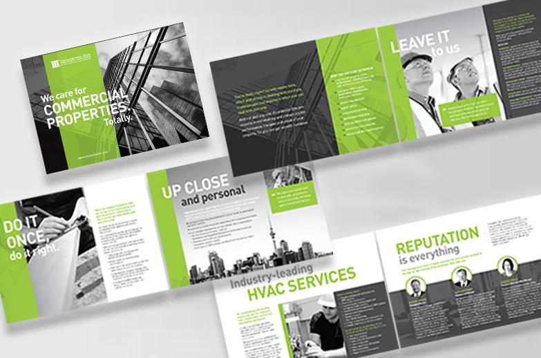Foundation One: brochure