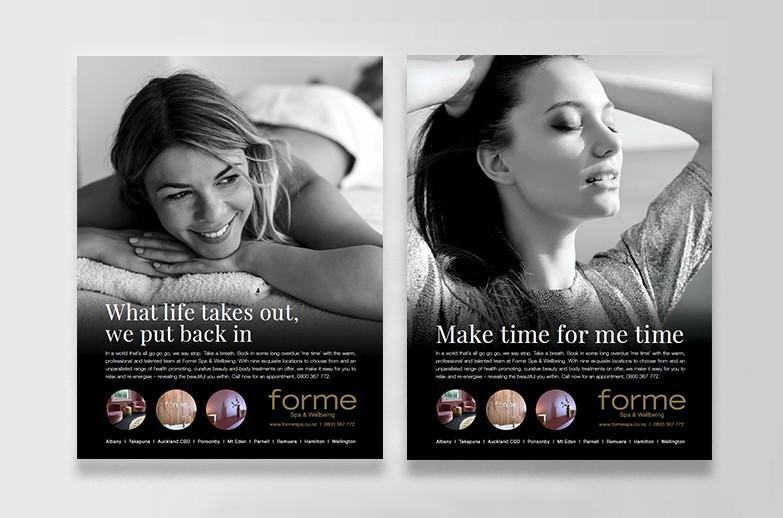 Forme Spa: press
