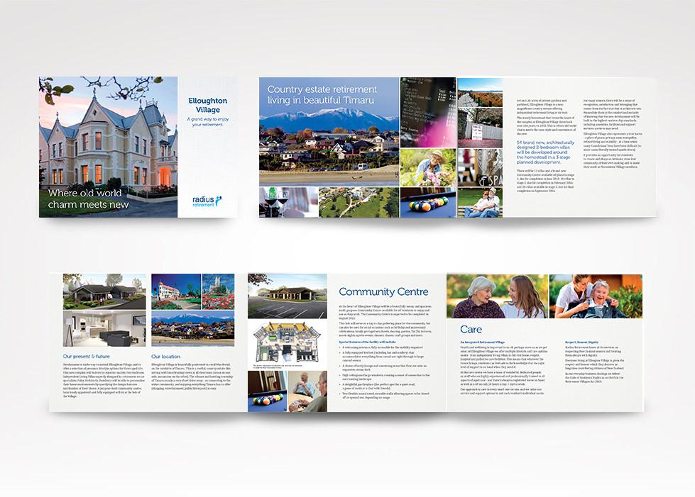 Elloughton Village: brochure