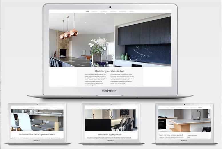 SWP Interiors: website